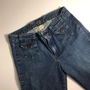 Lucky Brand Park Ave High Rise Size 6/28